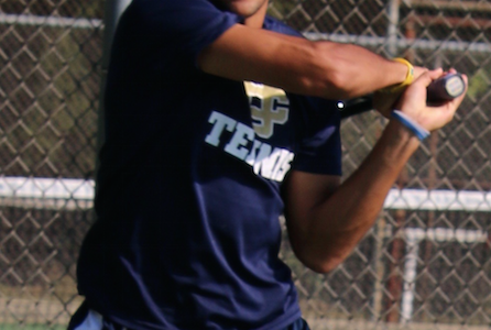 Men's Tennis Topped in State Finals