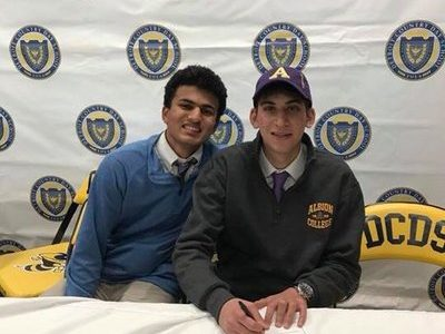 Andrew Jonna Commits to Albion College